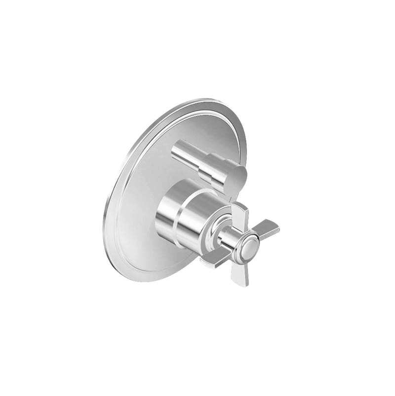 Graff Pressure Balance Trims With Integrated Diverter Shower Faucet Trims item G-7095-C16S-BAU-T