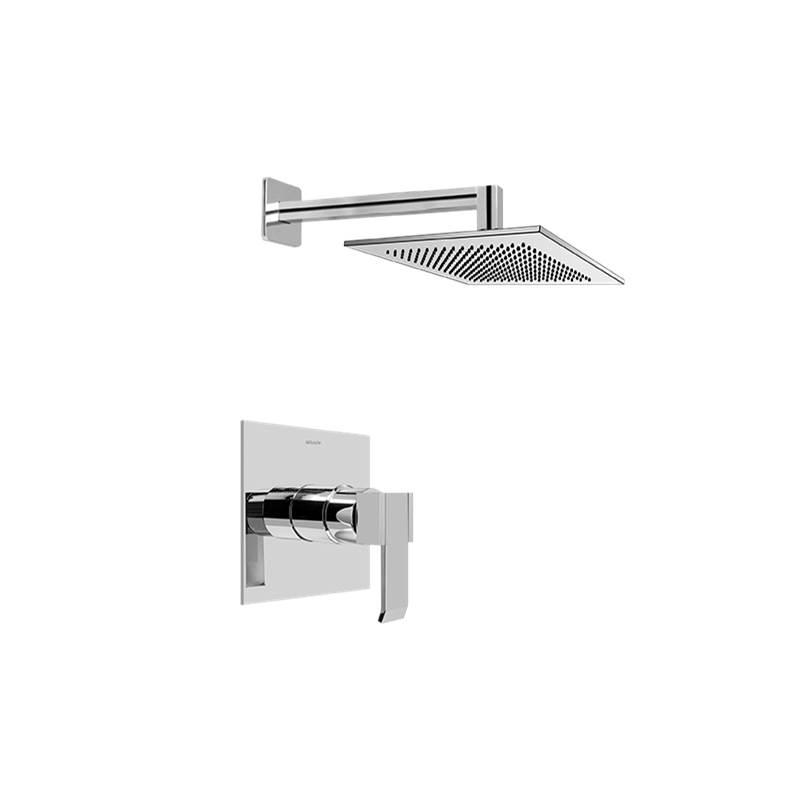 Graff  Shower Only Faucets With Head item G-7240-LM38S-PN