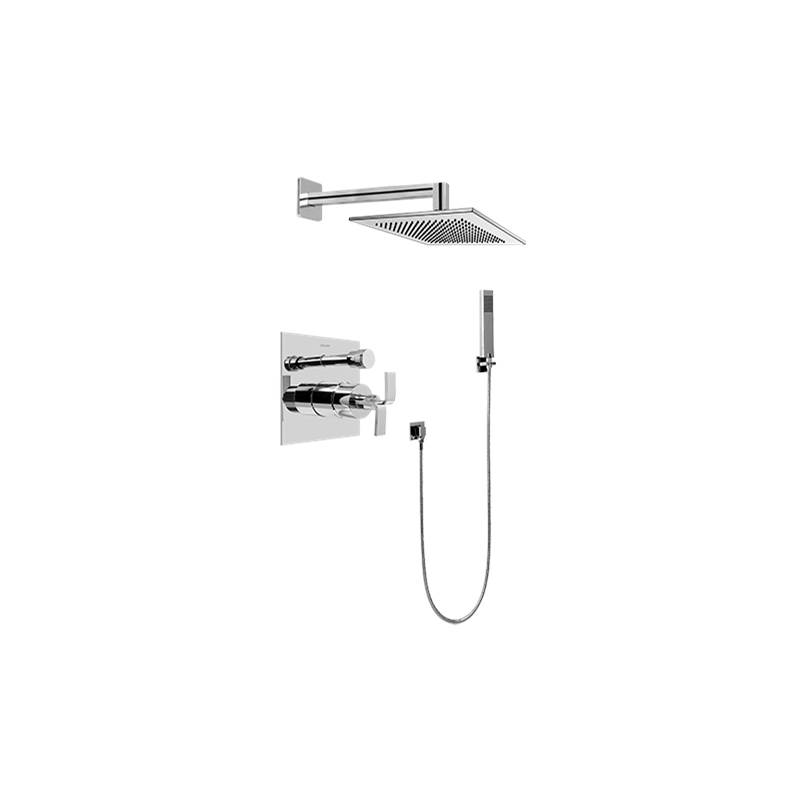 Graff Complete Systems Shower Systems item G-7295-C9S-PC-T