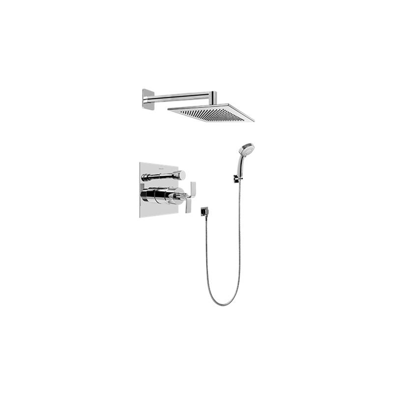 Graff Complete Systems Shower Systems item G-7296-C9S-SN