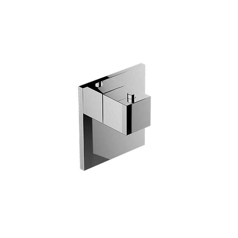 Graff Thermostatic Valve Trim Shower Faucet Trims item G-8043-SH-GMD-T