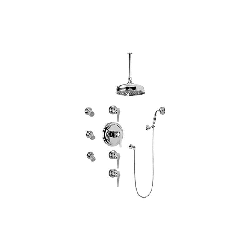 Graff Complete Systems Shower Systems item GA1.221B-LM20S-OB