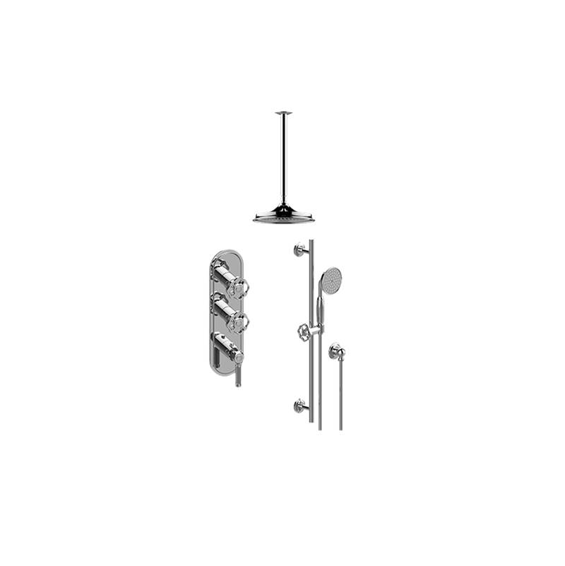 Graff  Shower Systems item GT3.041WB-LM56C18-OB