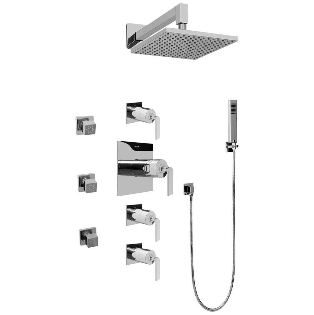 Graff Complete Systems Shower Systems item GC1.222A-LM40S-PC