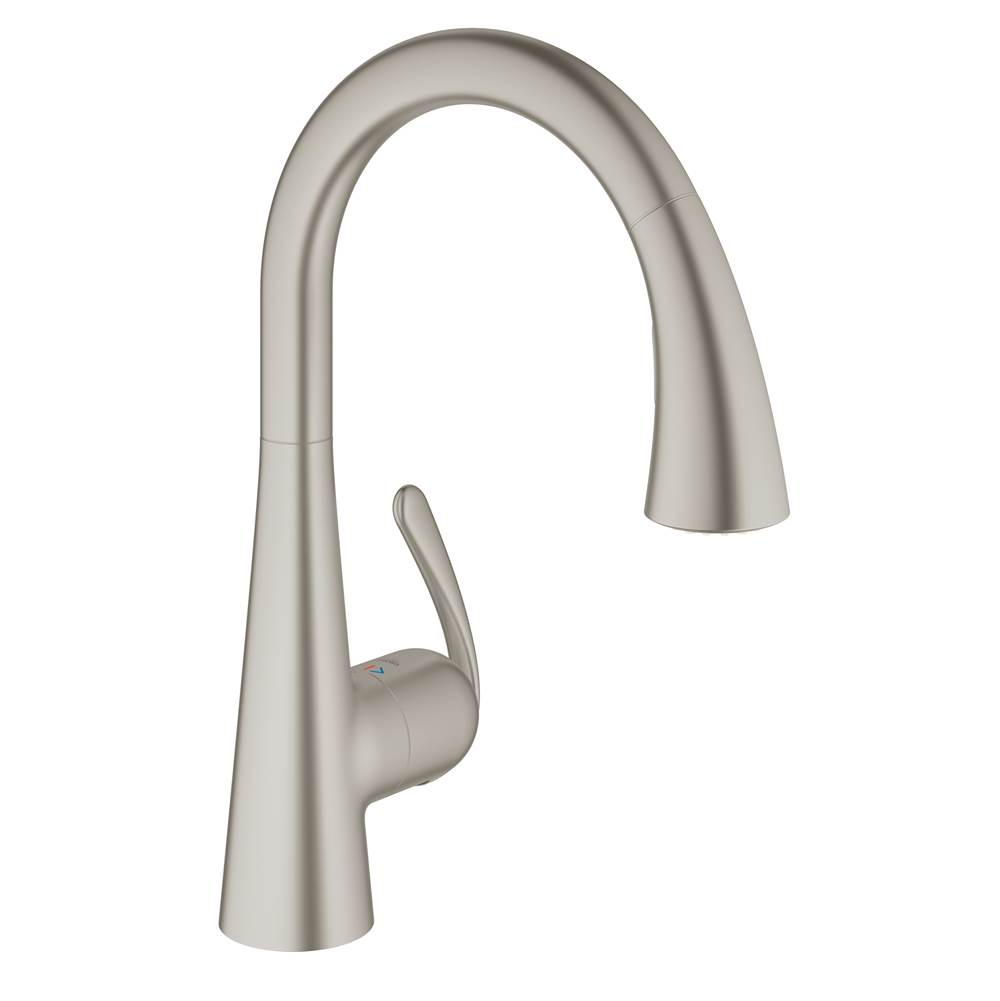Grohe Single Hole Kitchen Faucets item 32298DC1