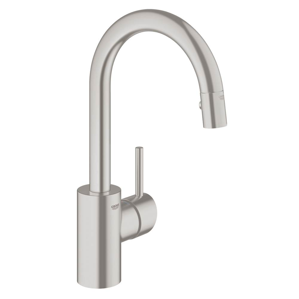 Grohe Retractable Faucets Kitchen Faucets item 31479000