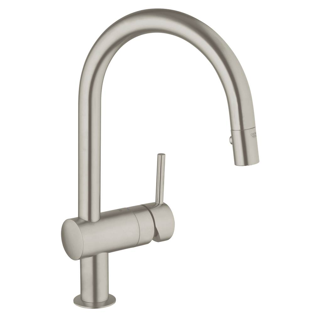Grohe Single Hole Kitchen Faucets item 31378DC0