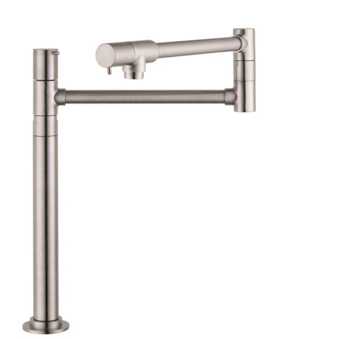 Hansgrohe Deck Mount Pot Filler Faucets item 04058860