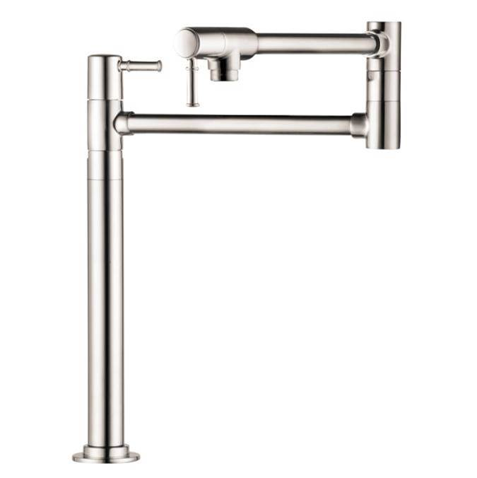 Hansgrohe Deck Mount Pot Filler Faucets item 04219830