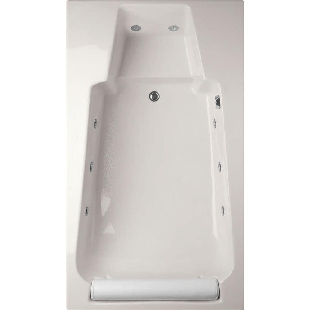Hydrosystems Drop In Soaking Tubs item PRE7547ATO-WHI