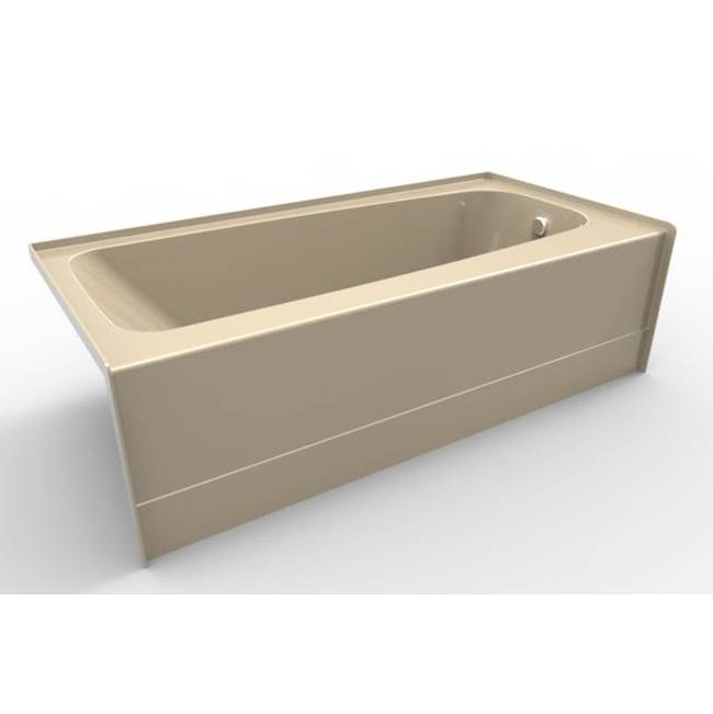 Hydrosystems Drop In Whirlpool Bathtubs item REG6632AWPS-BON-LH