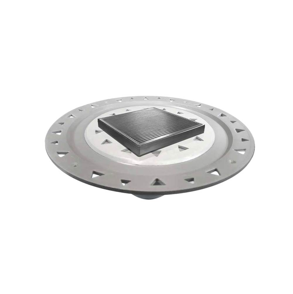 Infinity Drain Flanged Commercial Drainage item WDB 4-P SS