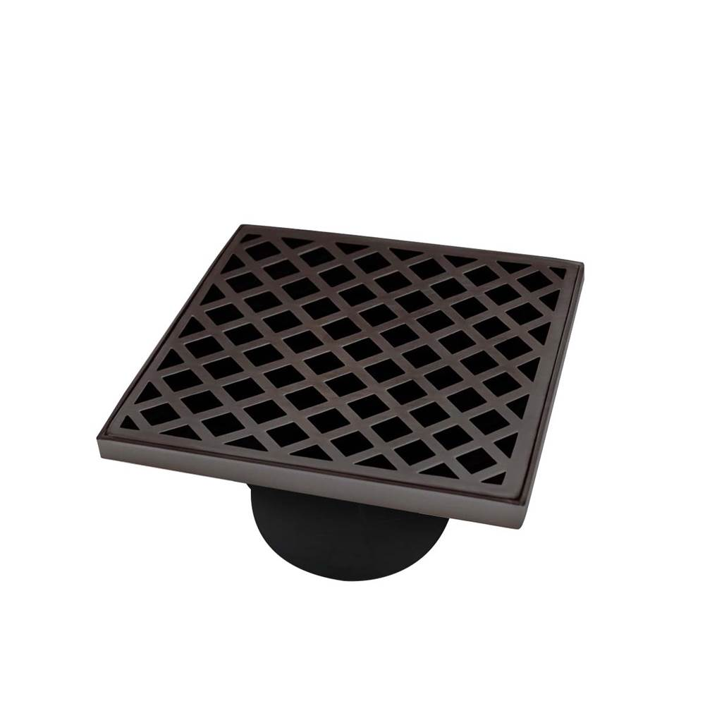 Infinity Drain Parts Shower Drains item XD 5-2A ORB