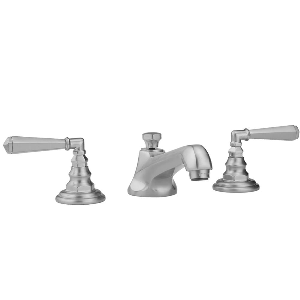 Jaclo Widespread Bathroom Sink Faucets item 6870-T675-1.2-SN