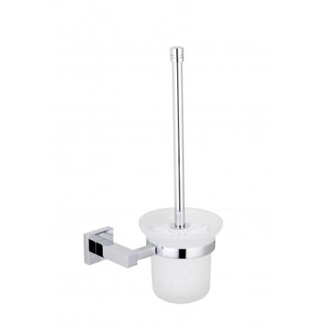 Bathroom Accessories Toilet Brush Holders | Faucets N\' Fixtures ...