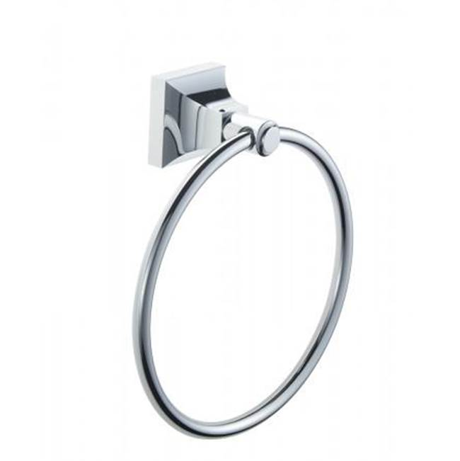 Kartners Towel Rings Bathroom Accessories item 390460 -81