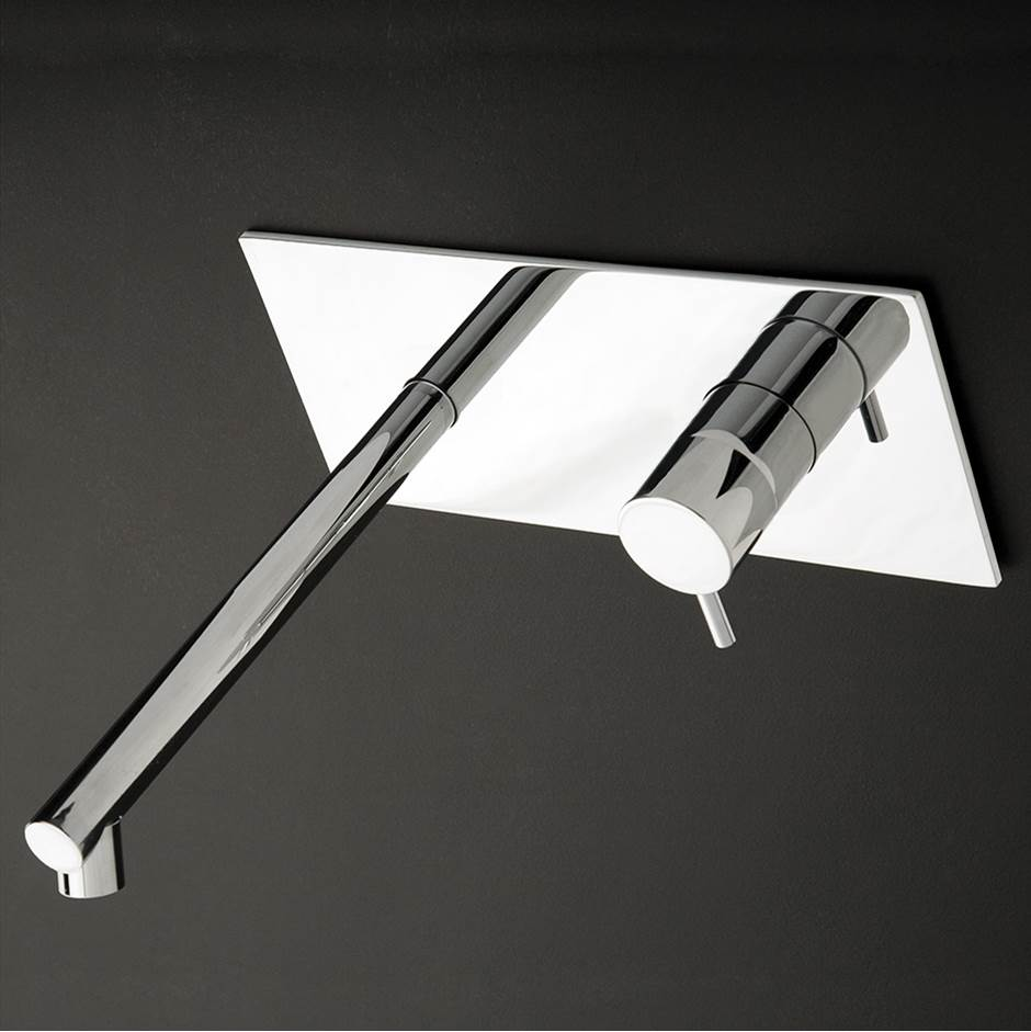 Lacava Wall Mounted Bathroom Sink Faucets item 0114SX-CR
