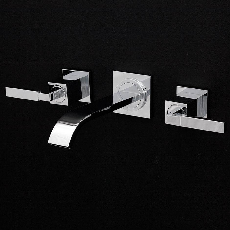 Lacava Wall Mounted Bathroom Sink Faucets item 1424-CR