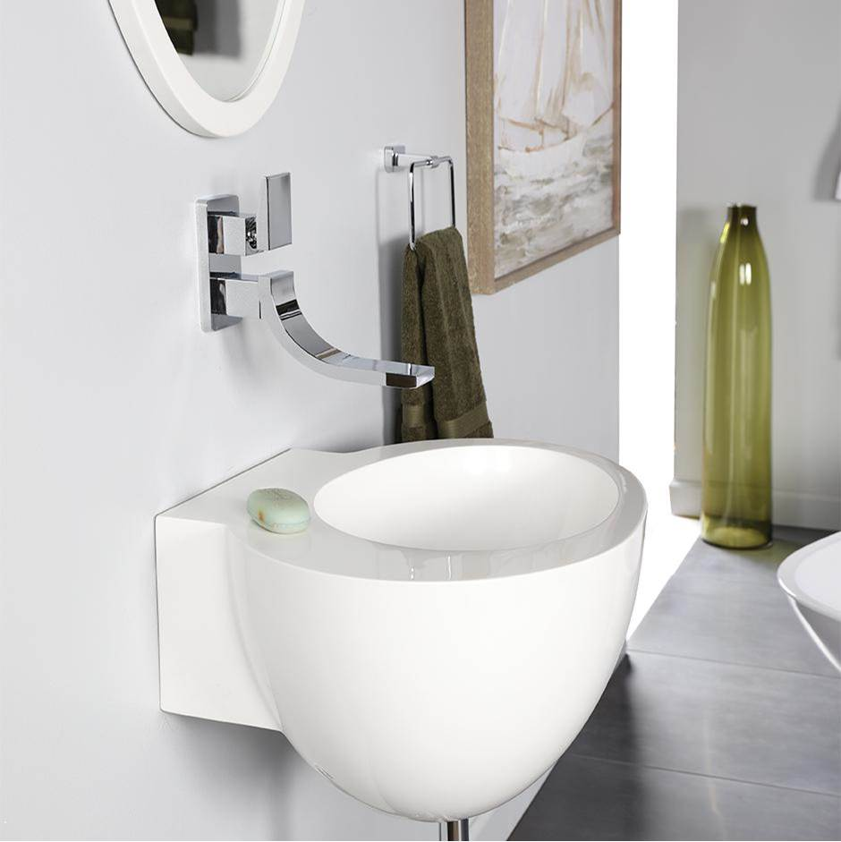 Lacava Wall Mount Bathroom Sinks item 6050-03-001G