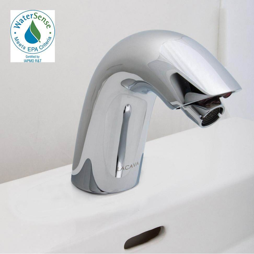 Lacava Wall Mounted Bathroom Sink Faucets item EX16-CR