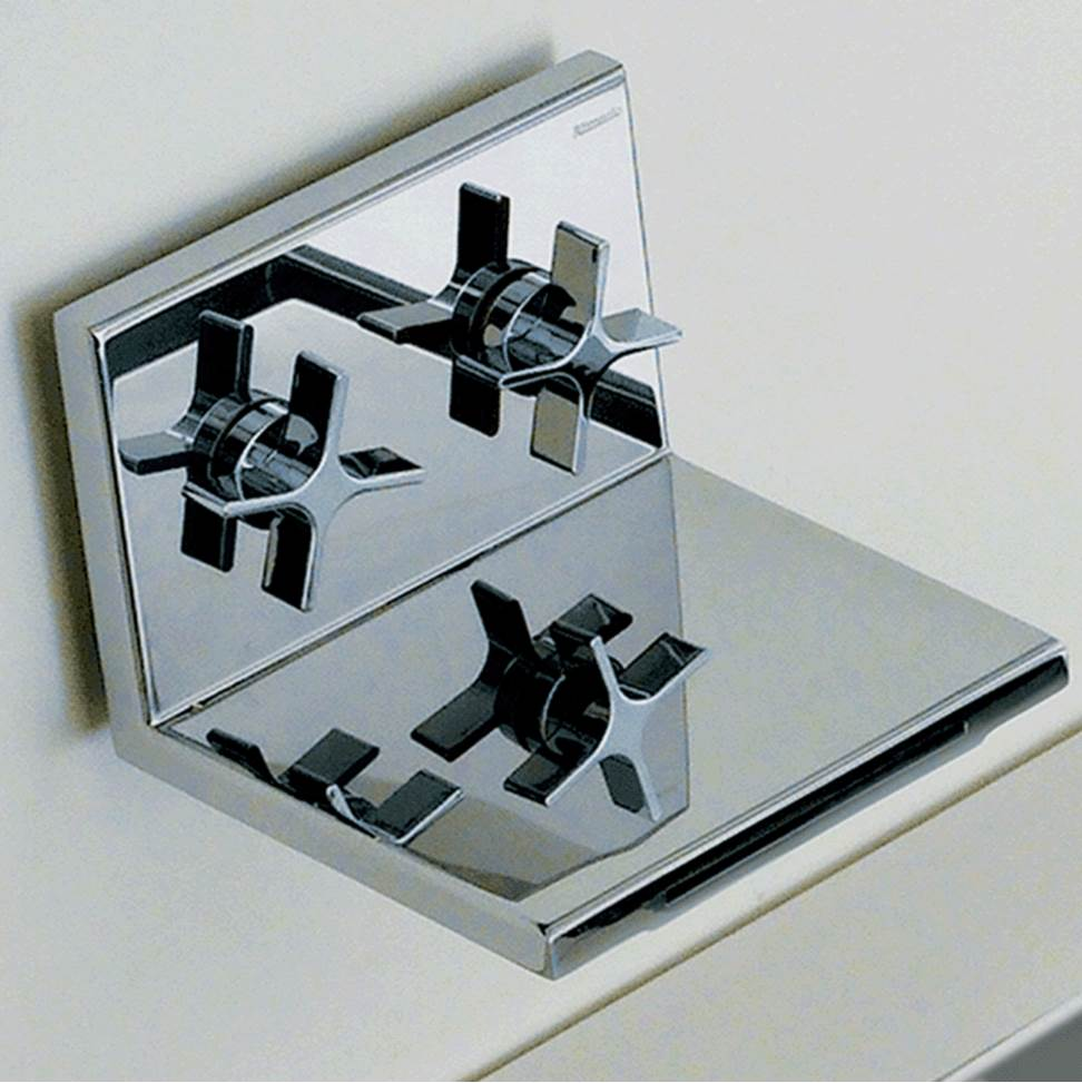 Lacava Wall Mounted Bathroom Sink Faucets item W1013H1-21