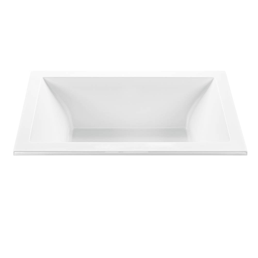 MTI Baths Undermount Whirlpool Bathtubs item P103-AL-UM