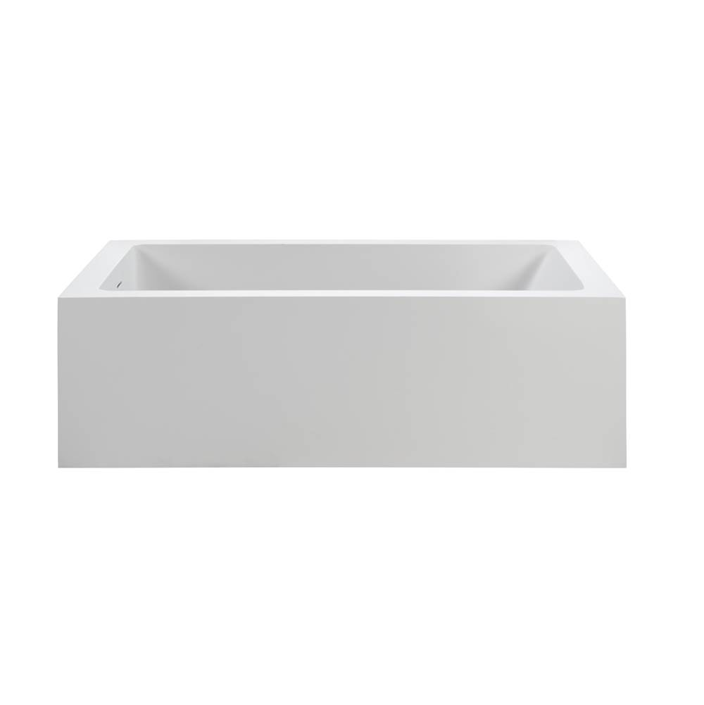 MTI Baths Drop In Soaking Tubs item S161A BI-GL