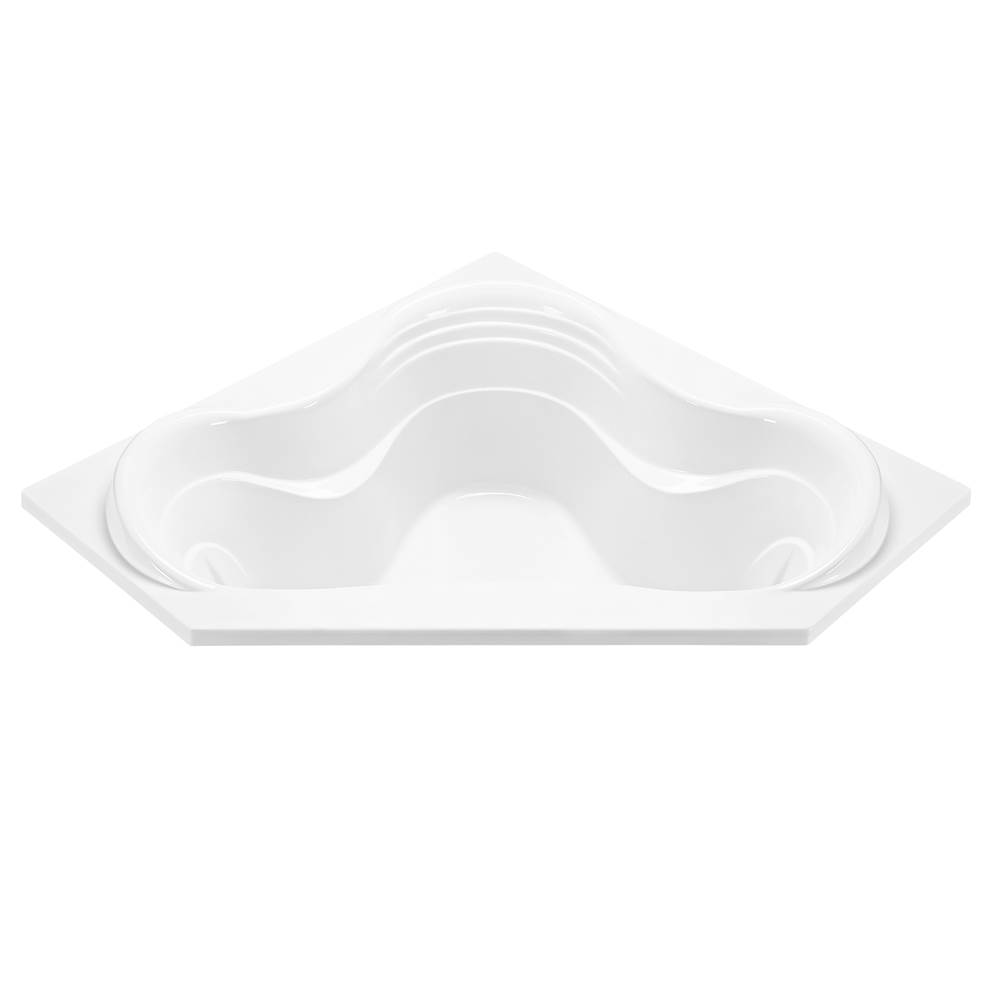 MTI Baths Drop In Air Whirlpool Combo item AU36-WH