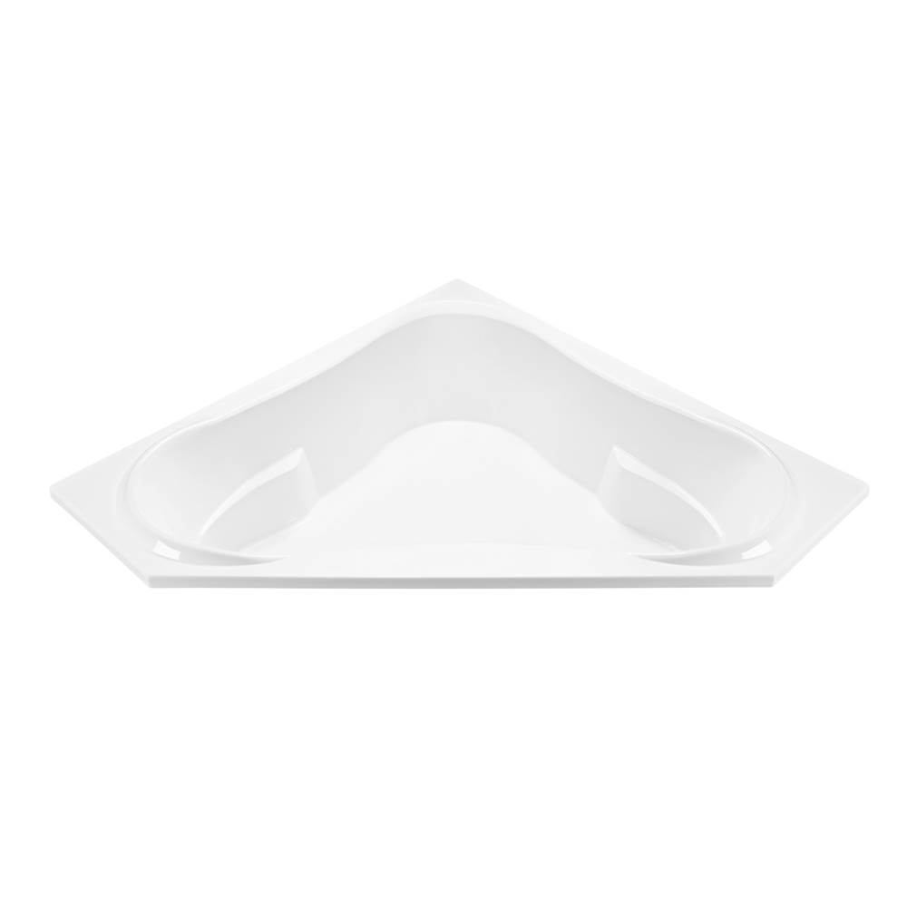 MTI Baths Drop In Soaking Tubs item S38-WH