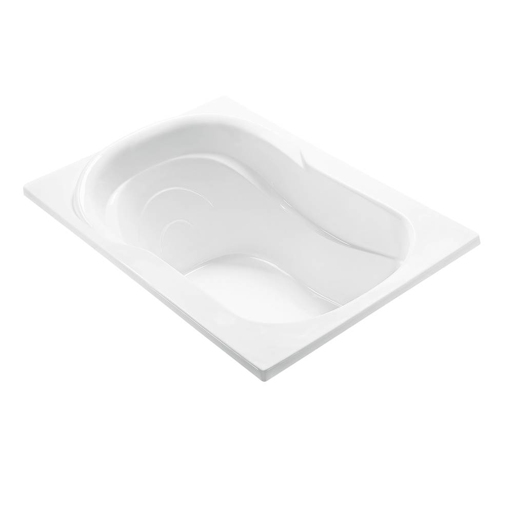 MTI Baths Drop In Soaking Tubs item S50-WH