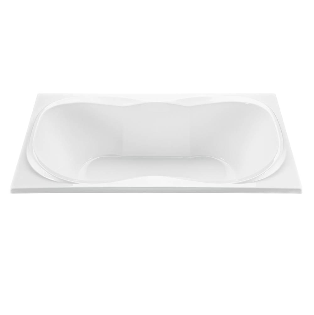 MTI Baths Drop In Air Whirlpool Combo item AEAP62-WH
