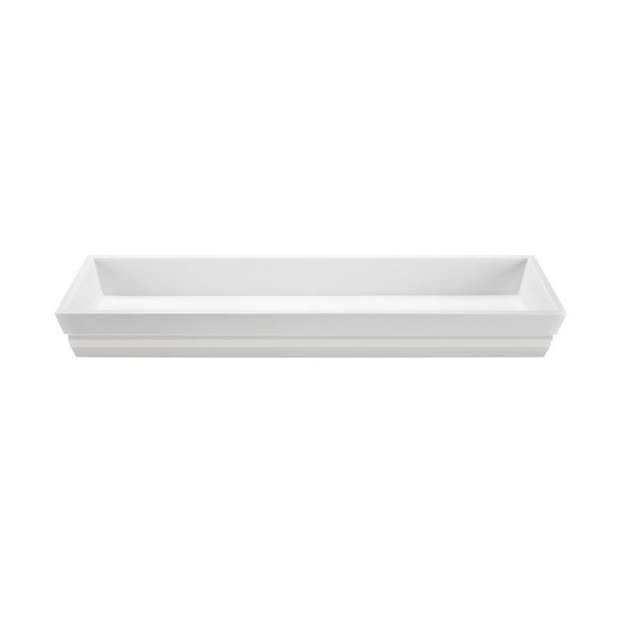 MTI Baths Vanity Tops Vanities item MTCS733-BI-GL
