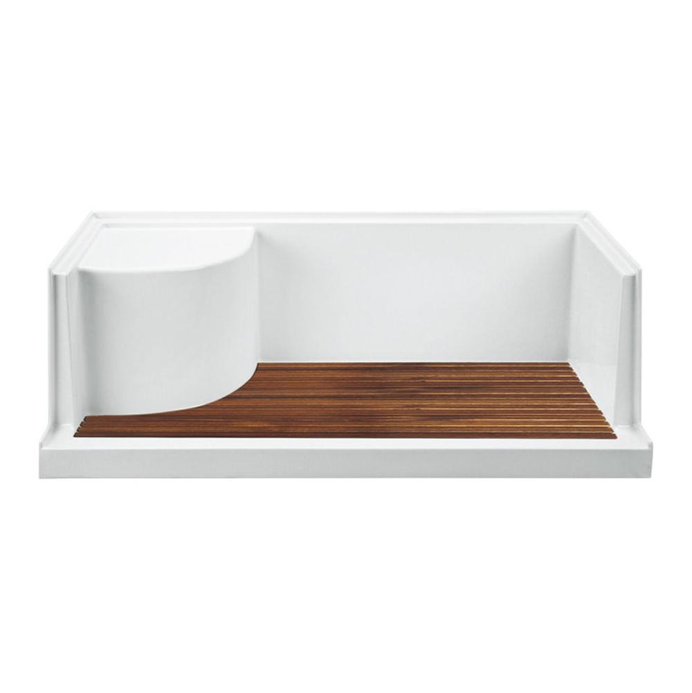 MTI Baths  Shower Bases item TK-6036SEATED