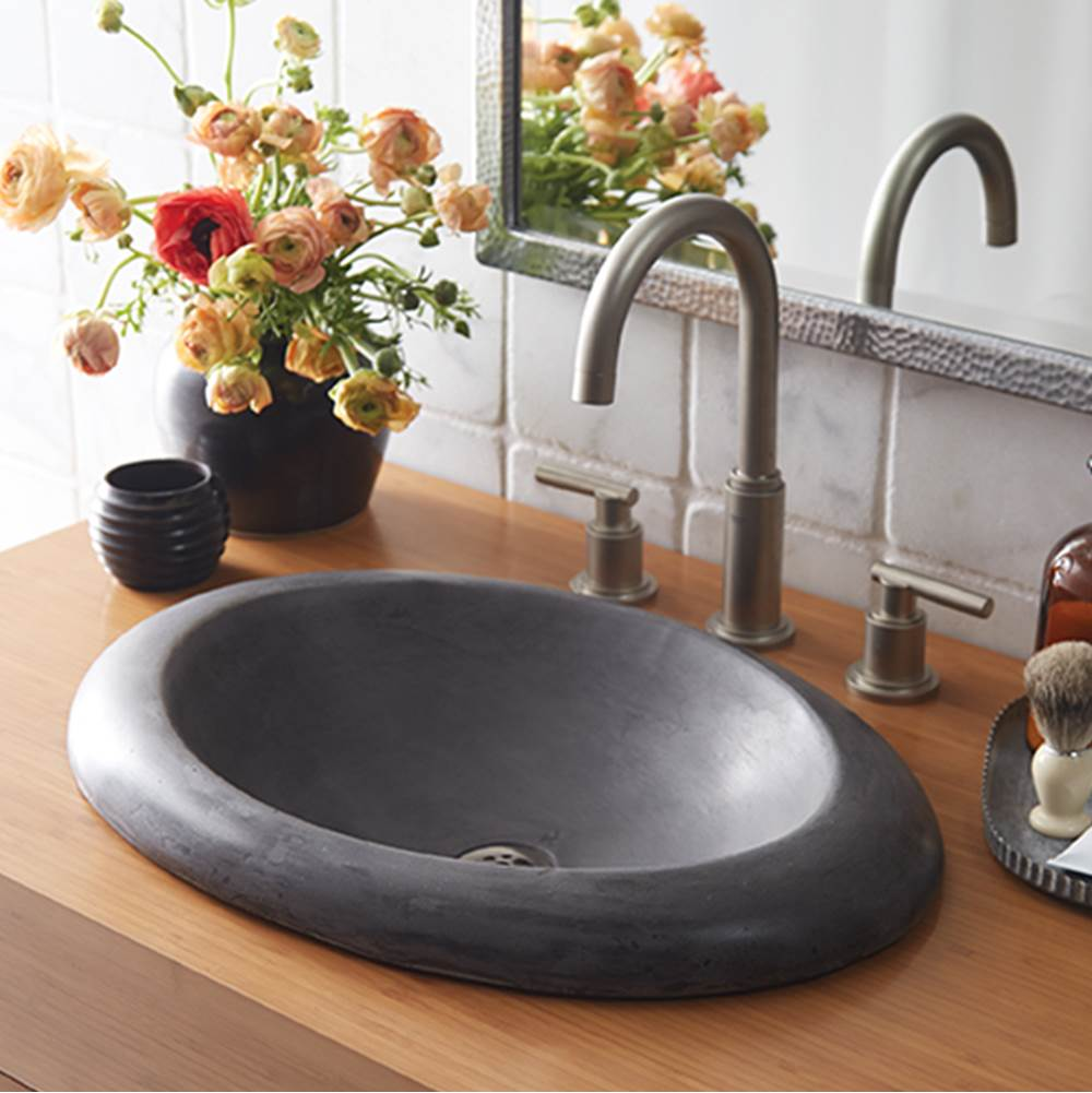 Native Trails Drop In Bathroom Sinks item NSL2115-S