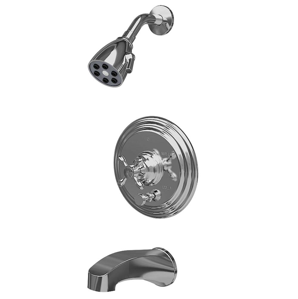 Newport Brass  Tub And Shower Faucets item 3-1642BP/14