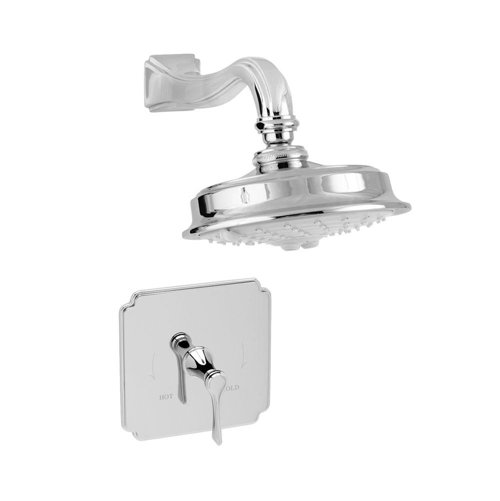 Newport Brass  Shower Only Faucets With Head item 3-2534BP/10B