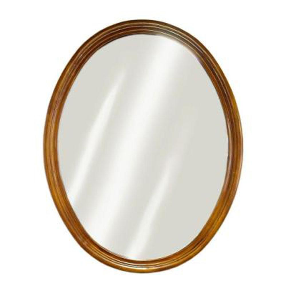 Oceana Oval Mirrors item SCR-MIR-OAK