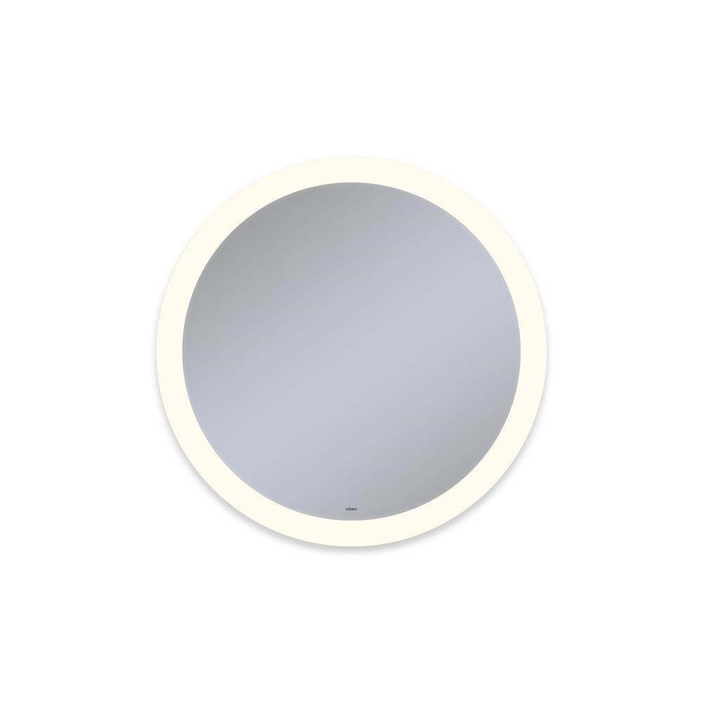 Robern Electric Lighted Mirrors Mirrors item YM0030CPFPD3