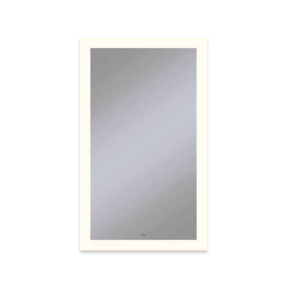 Robern Electric Lighted Mirrors Mirrors item YM2440RPFPD3