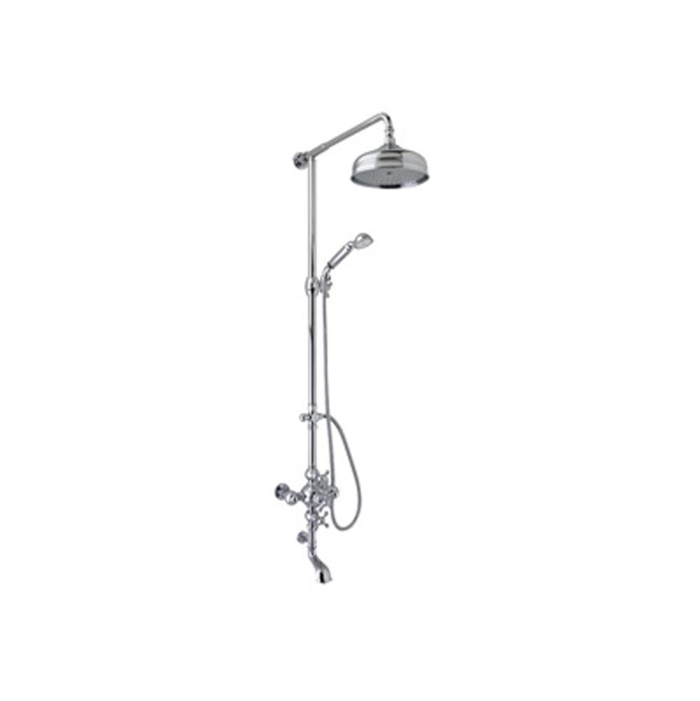 Rohl Complete Systems Shower Systems item AC414X-PN