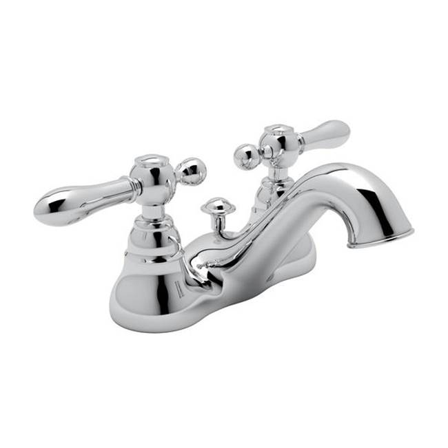 Rohl Centerset Bathroom Sink Faucets item AC95LM-APC-2