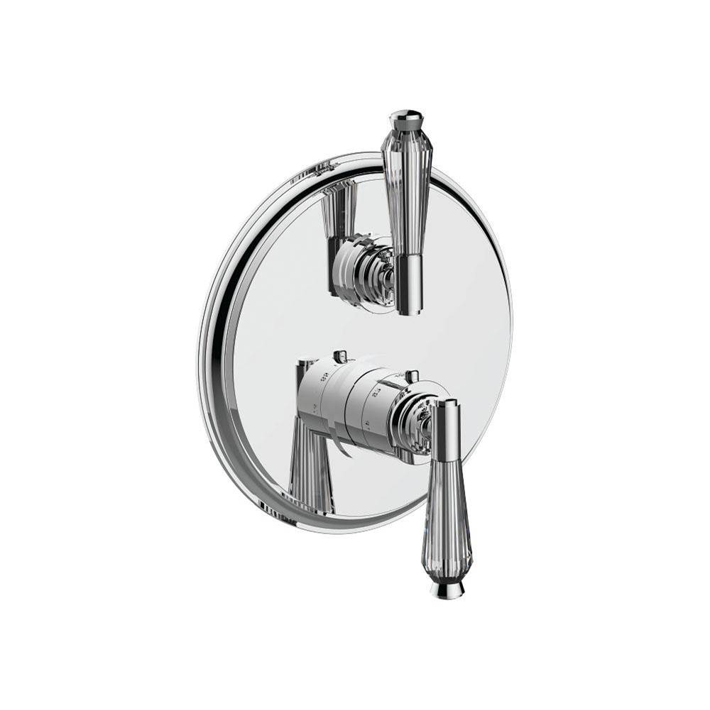 Santec Thermostatic Valve Trim Shower Faucet Trims item 7097HC70-TM