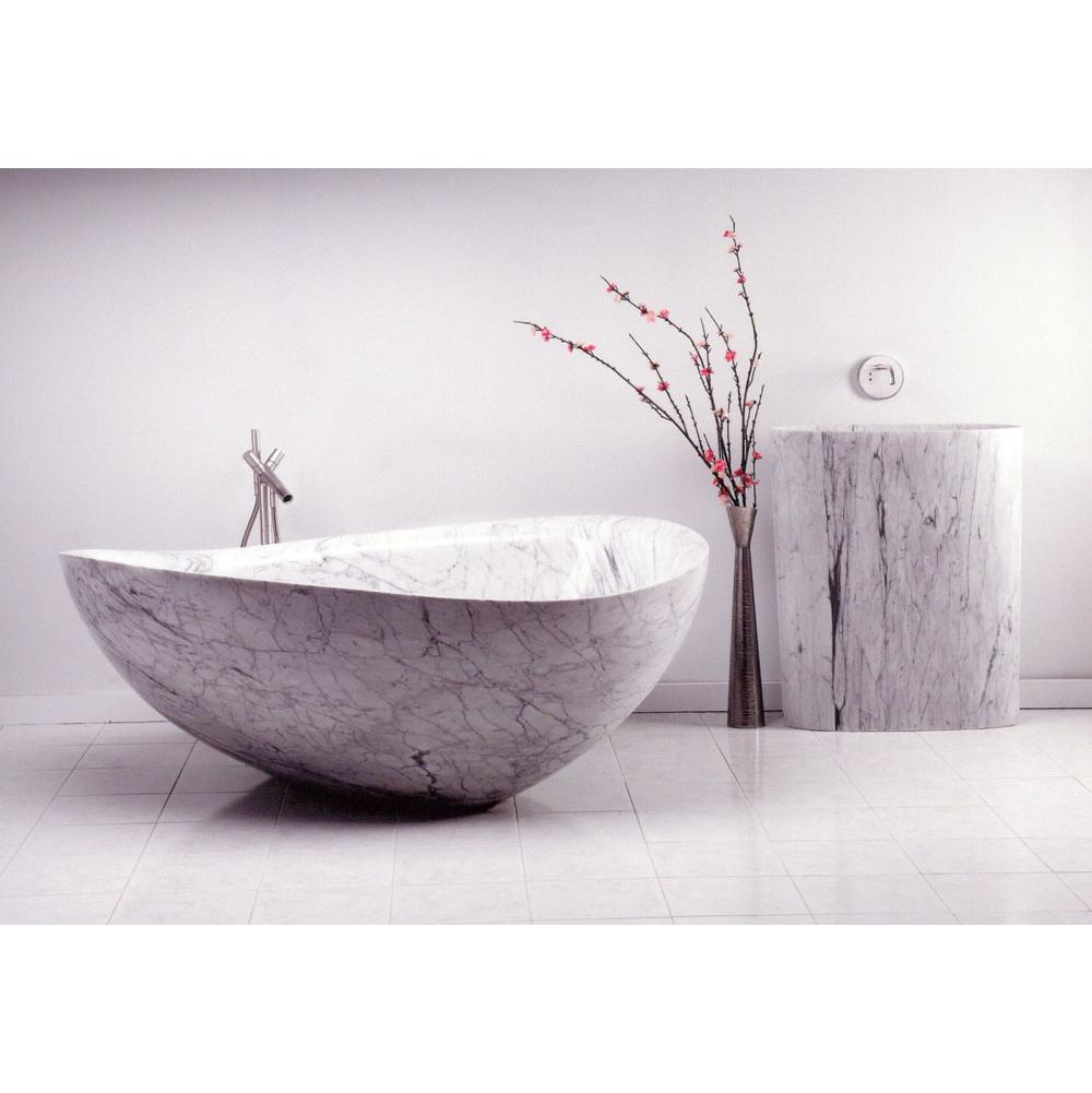 Stone Forest Free Standing Soaking Tubs item C46-68 CA