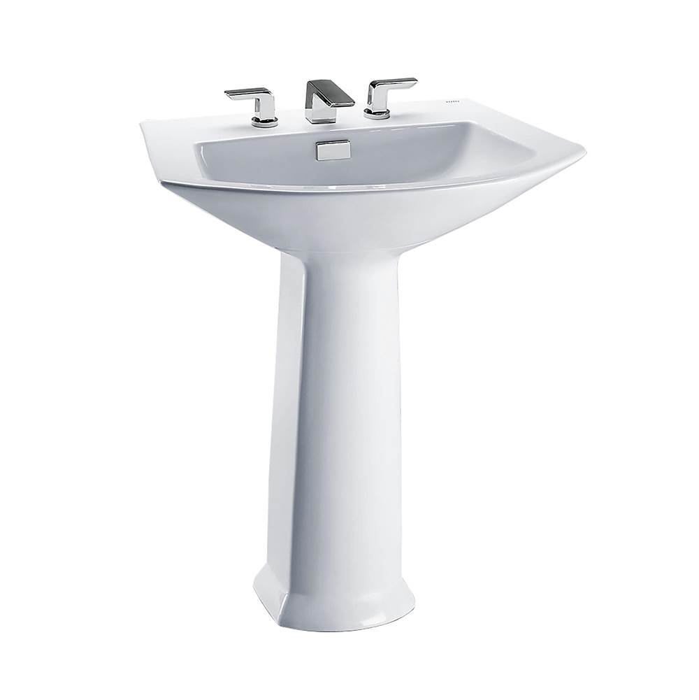 Toto Complete Pedestal Bathroom Sinks item LPT960.8#12