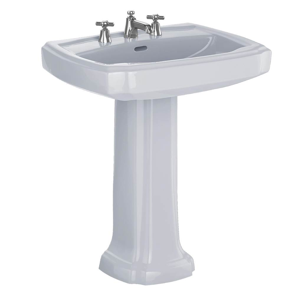 Toto Complete Pedestal Bathroom Sinks item LPT970#01