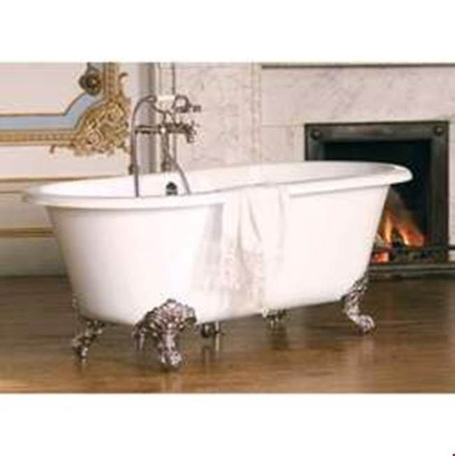 Victoria And Albert Clawfoot Soaking Tubs item CHE-N-SW-OF + FT-CHE-PC