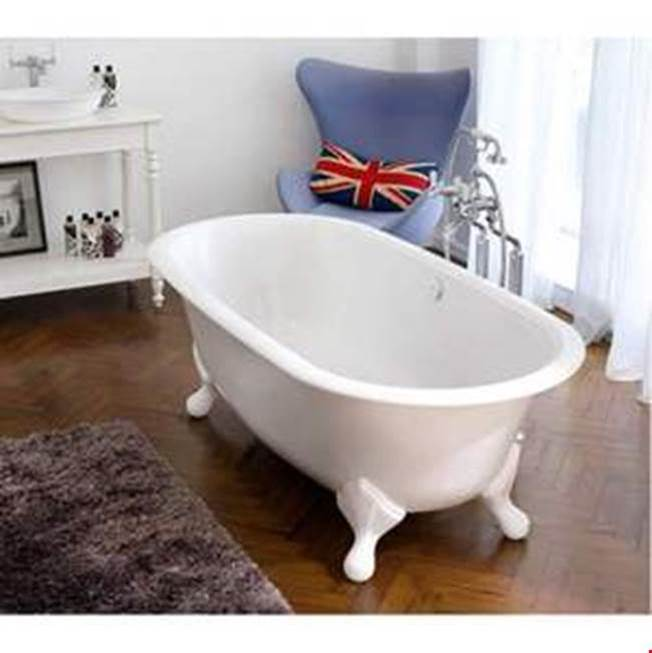 Victoria And Albert Clawfoot Soaking Tubs item RAD-N-xx-OF + FT-RAD-xx