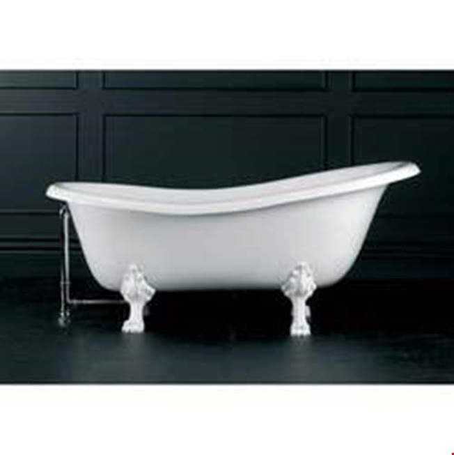Victoria And Albert Clawfoot Soaking Tubs item ROX-N-xx-OF + FT-ROX-BN