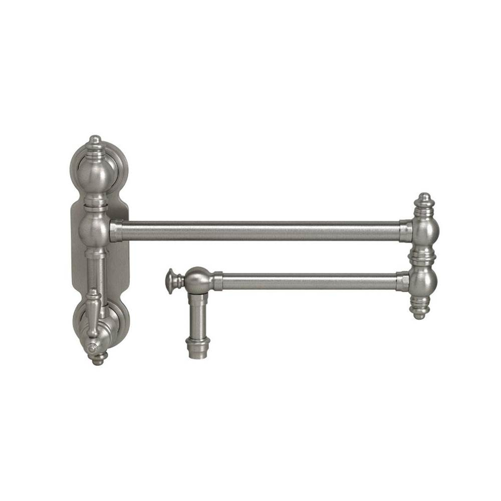 Waterstone Wall Mount Pot Filler Faucets item 3100-VB