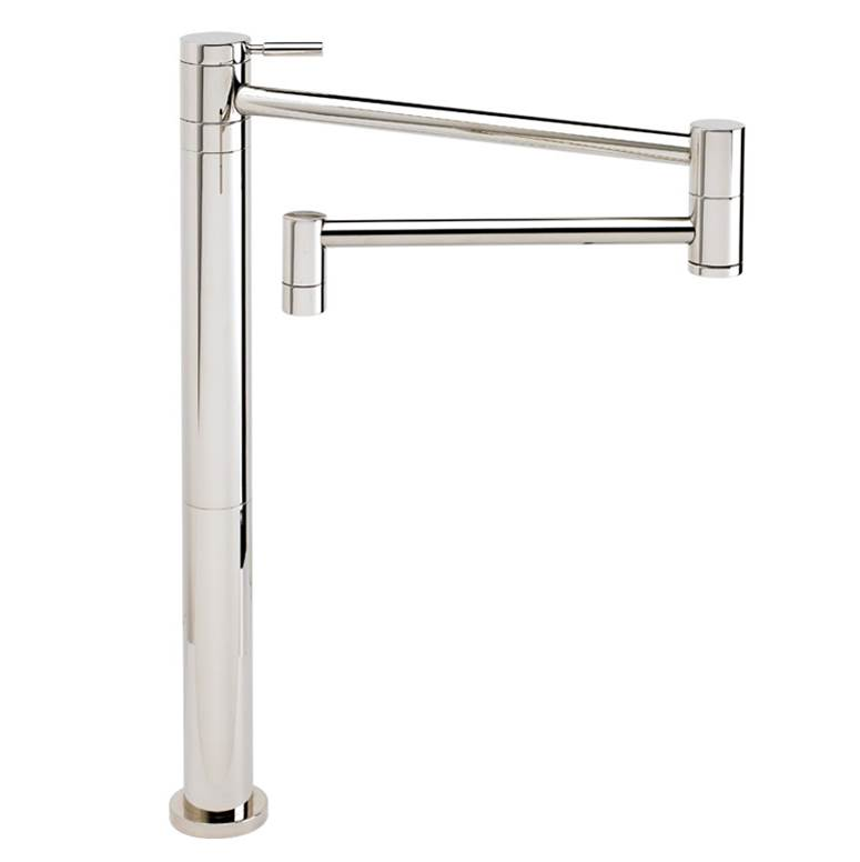 Waterstone Deck Mount Pot Filler Faucets item 3400-DAC